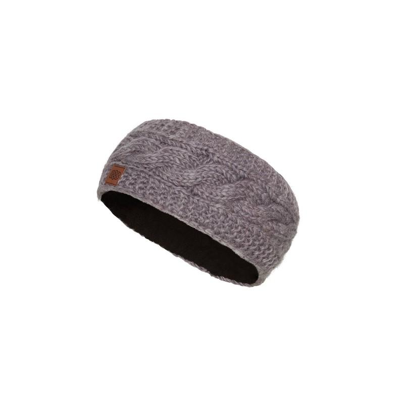 Kunchen Headband - Chaandi Grey