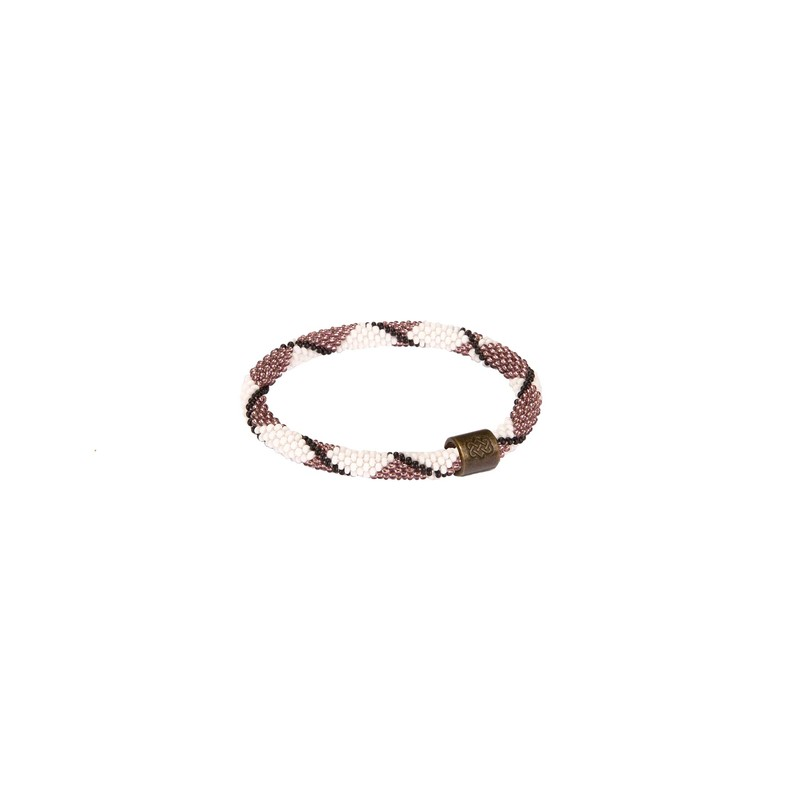 Mayalu Diamond Roll On Bracelet - Peetho