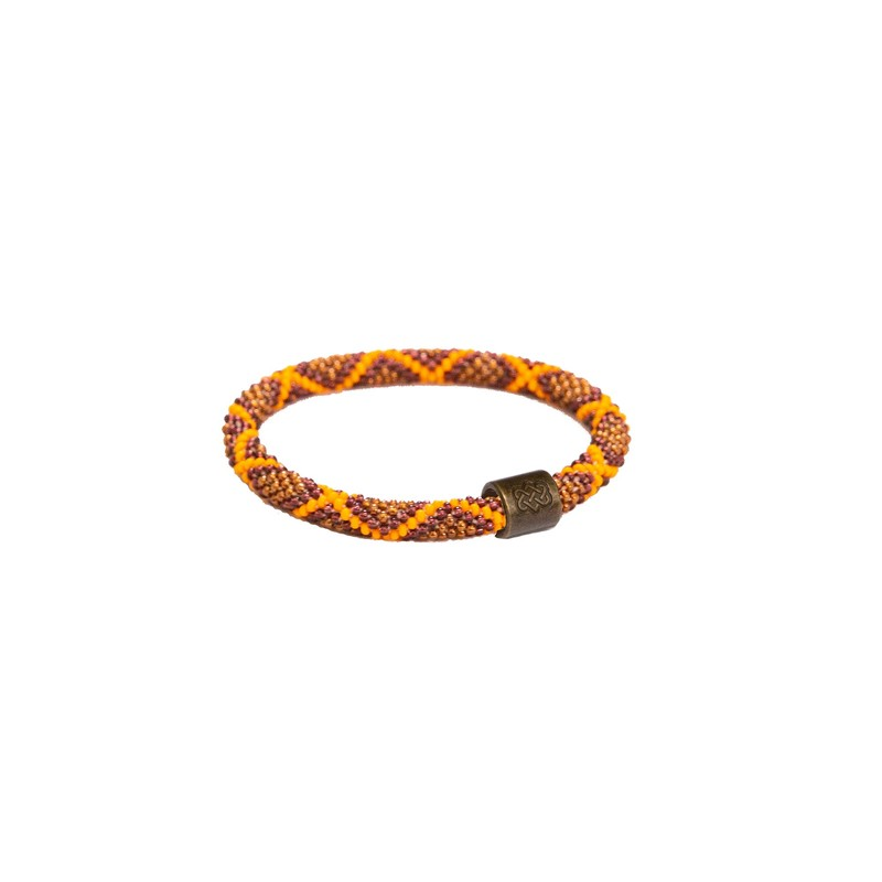 Mayalu Mughal Roll On Bracelet - Aaru Plum