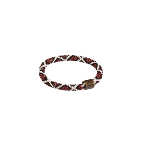 Sherpa Adventure Gear Mayalu Mughal Roll On Bracelet in Sabi Berry