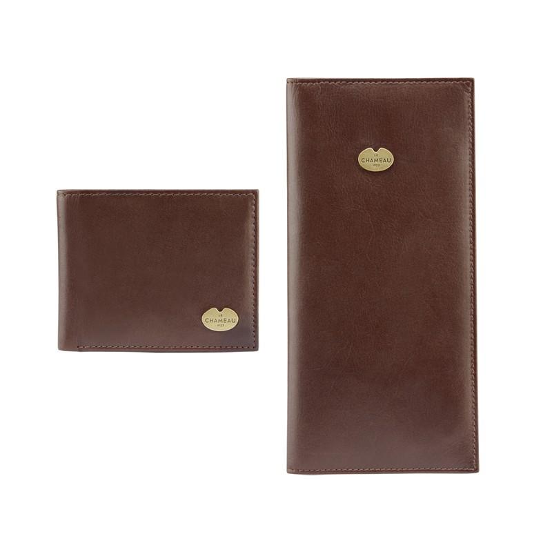 Bifold Wallet & Licence Wallet Gift Set