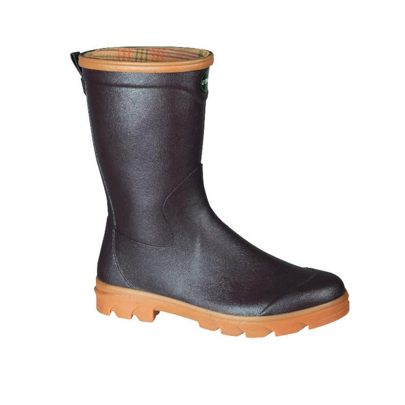 Men's Anjou Jersey Lined Low Boot -