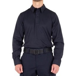Men's V2 Pro Performance L/S Shirt Midnight Navy