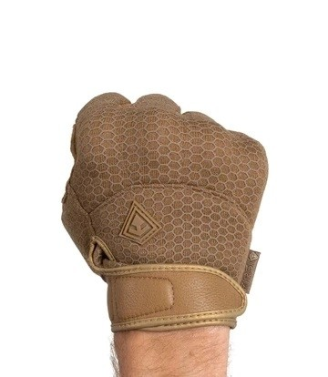 CR & FR Hard Knuckle Glove Coyote