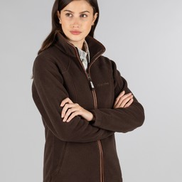 Burley Fleece Mocha