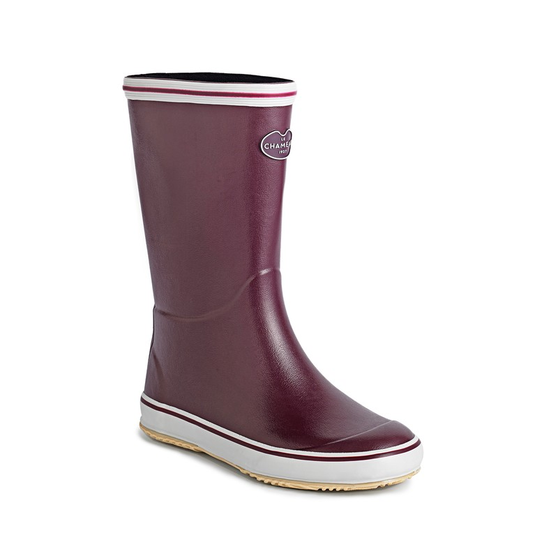 Women's Bréhat Boots with Jersey Lining