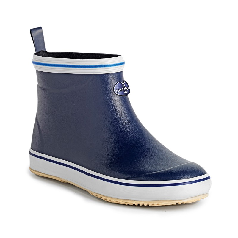 Men's Bréhat Chelsea boots with Jersey Lining