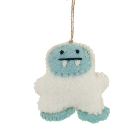 Yeti Ornament Multi