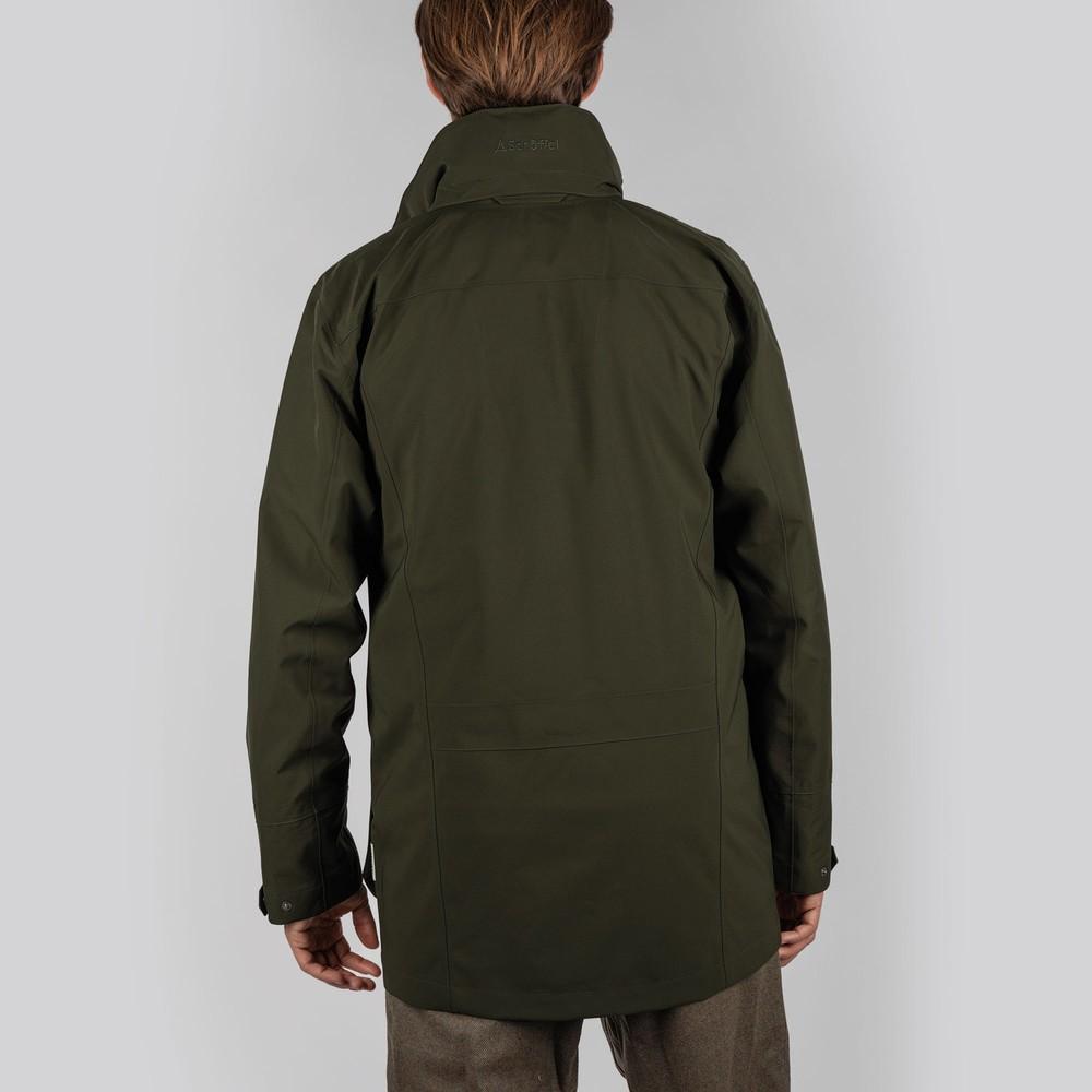 Ptarmigan Pro II Coat Forest