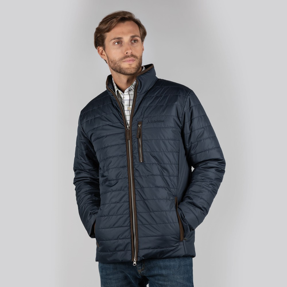 Carron Jacket Navy