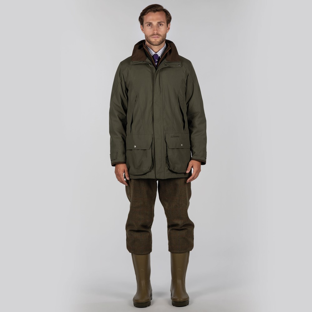 Ptarmigan Ultralight II Coat Forest