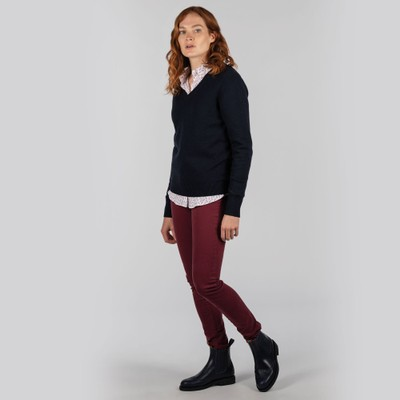 Schoffel Country Cheltenham Jean in Fig