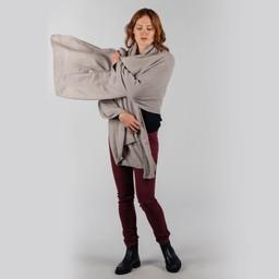 Schoffel Country Luxury Cashmere Wrap in Gamefair