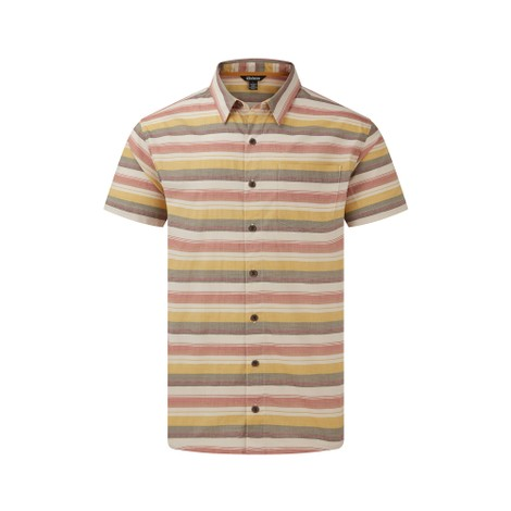 Khelnu Short Sleeve Shirt Clay Red