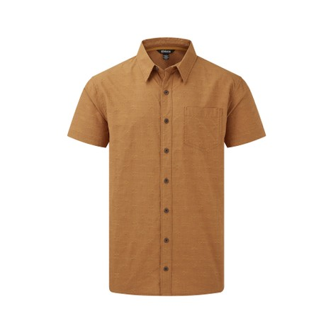 Sikeka Short Sleeve Shirt Daal Yellow