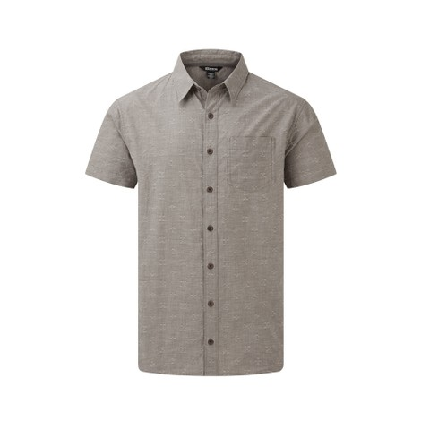 Sikeka Short Sleeve Shirt Monsoon Grey