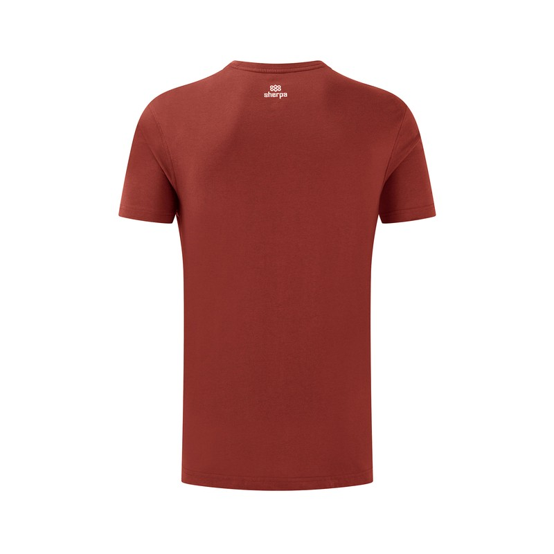 Tarcho Tee - Clay Red