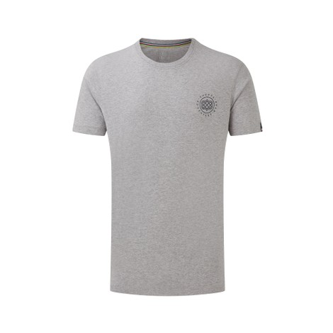 Summit Tee Heather Grey