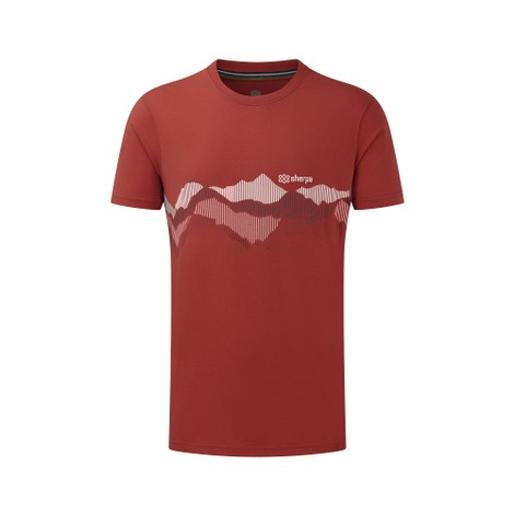 Ulto Tee Clay Red