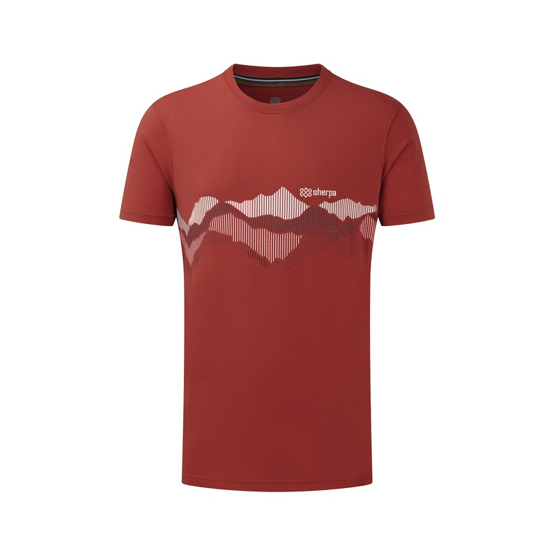 Ulto Tee - Clay Red