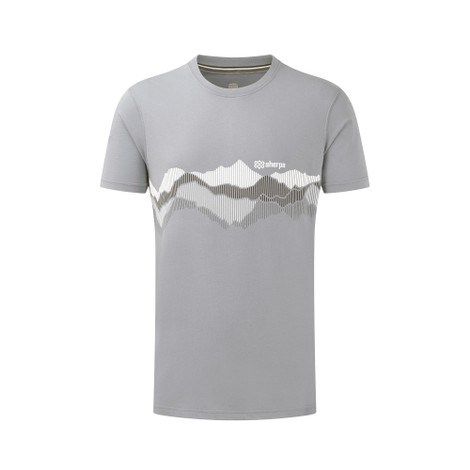Ulto Tee Heather Grey