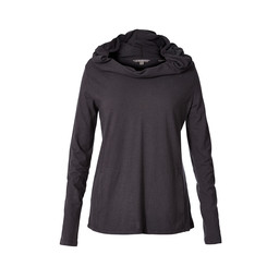 Royal Robbins Flynn Hoody in Asphalt