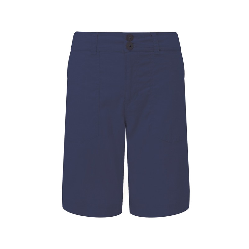 Kiran Bermuda Short - Neelo Blue