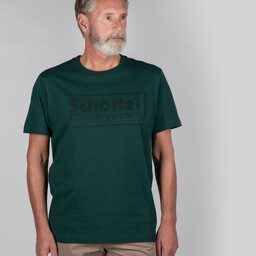 Schoffel Country Schoffel Heritage T Shirt in Forest
