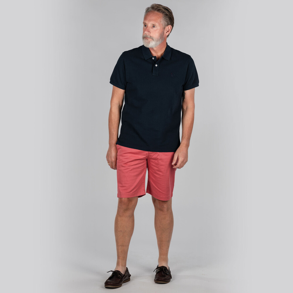 St Ives Classic Polo Shirt Navy