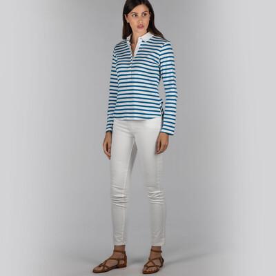 Sunny Cove Shirt Mykonos Stripe