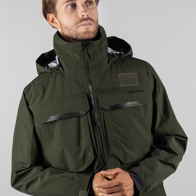 Salar Wading Jacket Forest