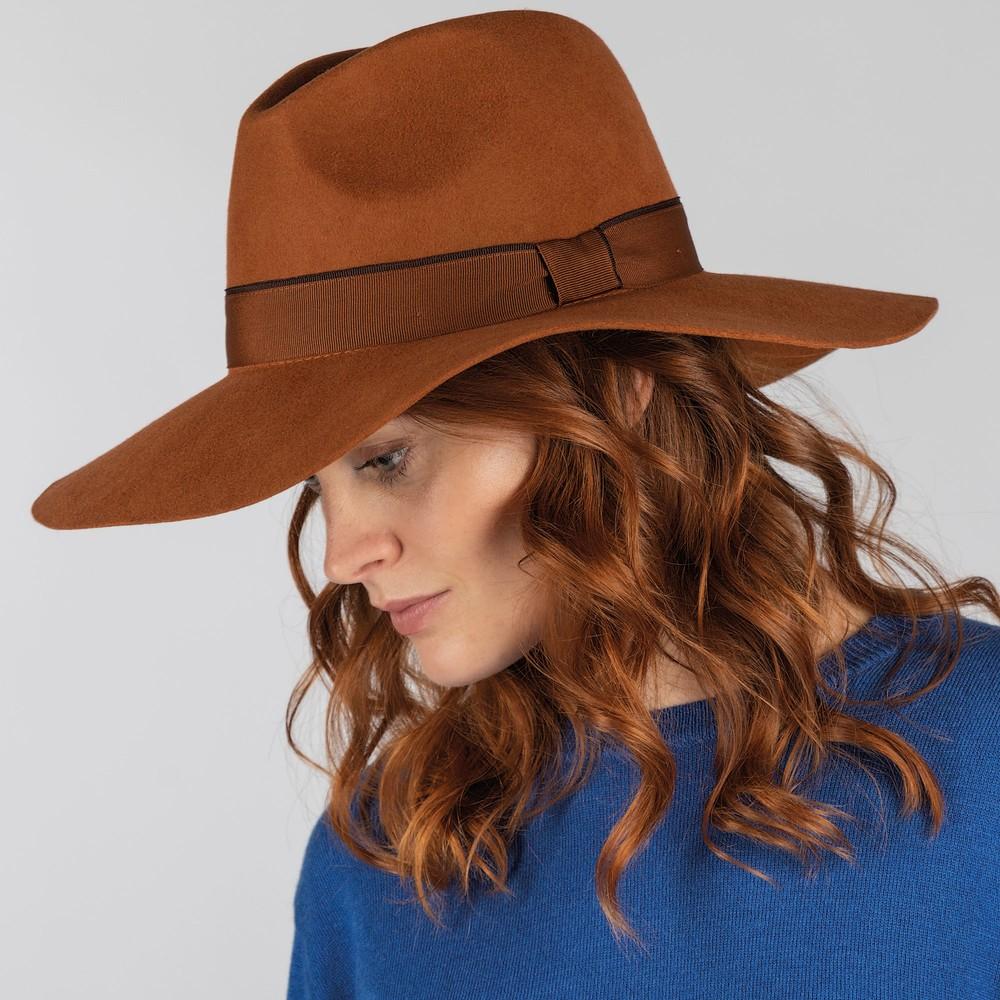 Sofia Hat Tan