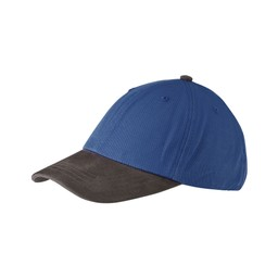 Schoffel Country Cowes Cap in Mykonos Blue