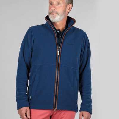 Cottesmore Fleece Jacket Cobalt Blue