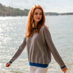 Schoffel Country Jessica Jumper in Silver Grey