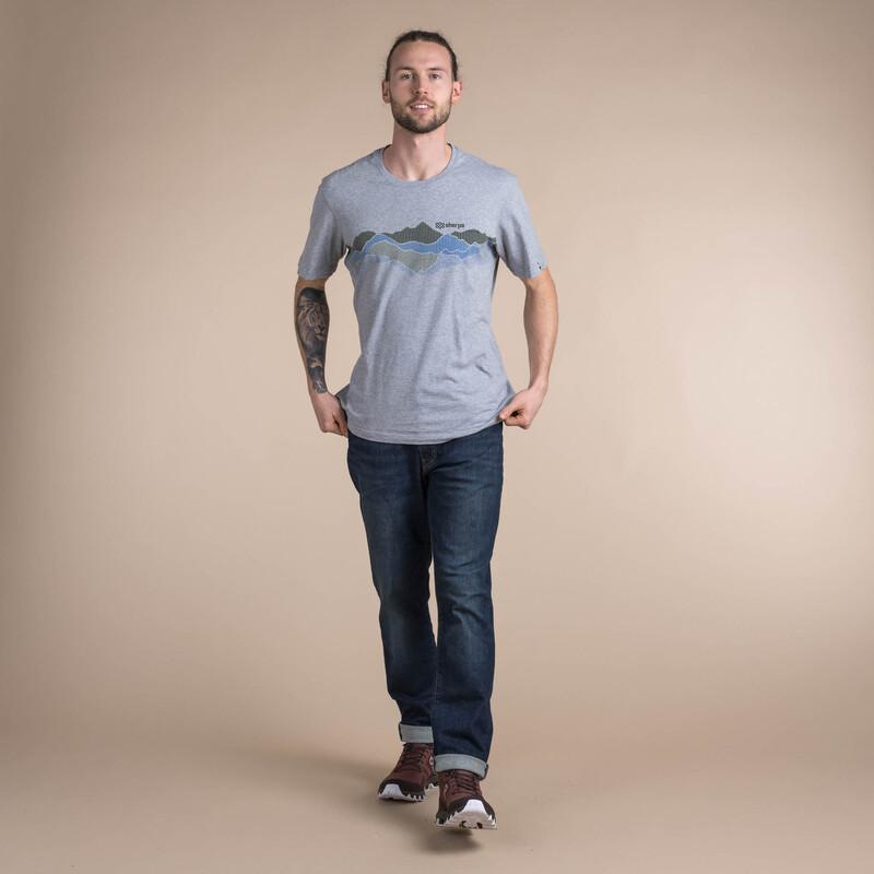 Ulto-T-Shirt - Heather Grey