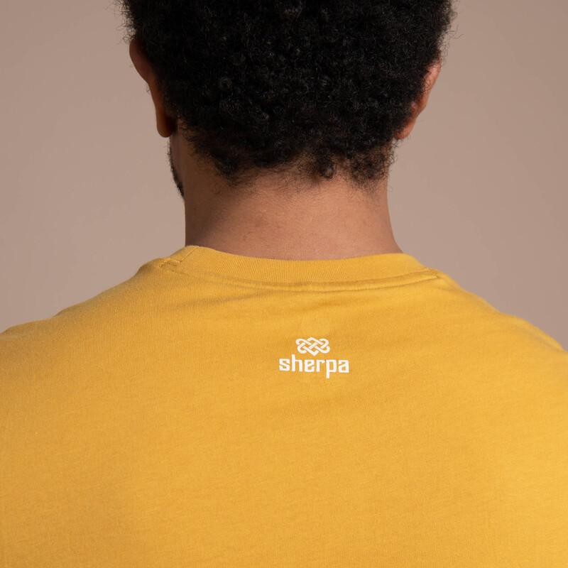Ulto-T-Shirt - Daal Yellow