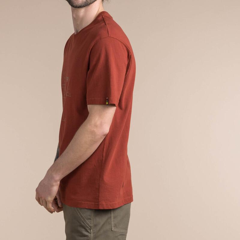 Kala Tee - Clay Red