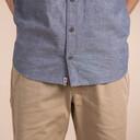 Kurzärmeliges Sikeka-Hemd