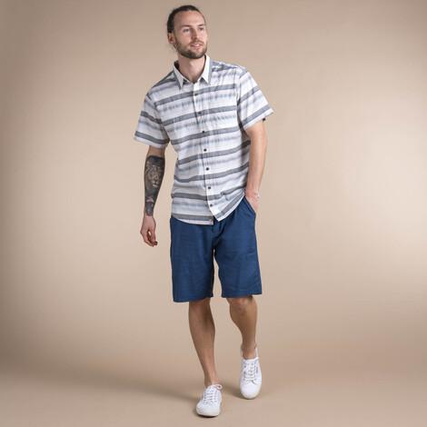 Khelnu Short Sleeve Shirt Peetho