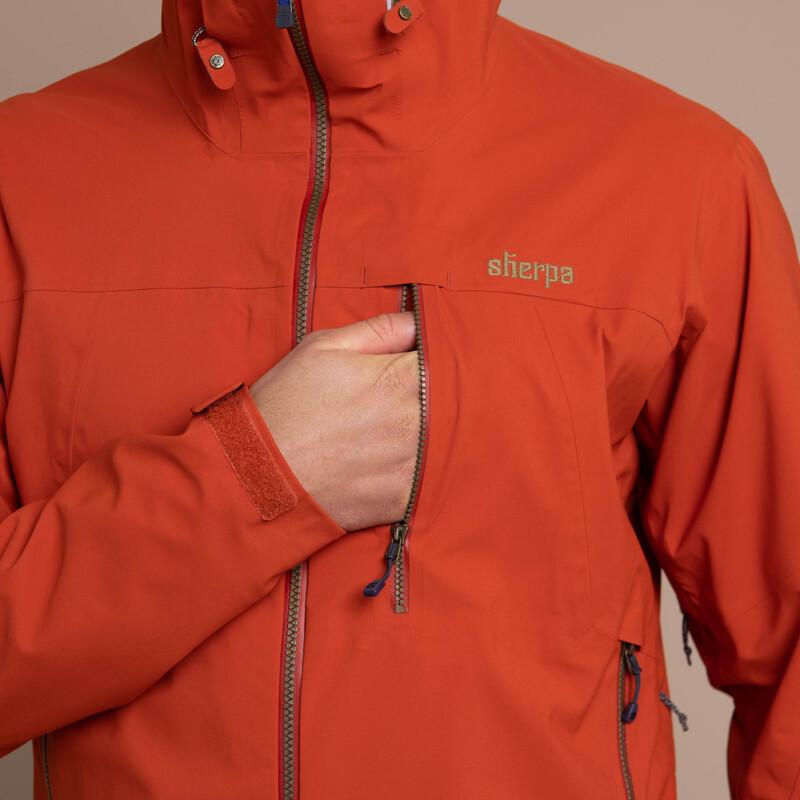 Makalu Jacket - Teej Orange