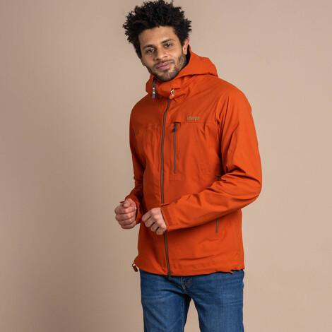 Sherpa Adventure Gear Makalu Jacket in Teej Orange