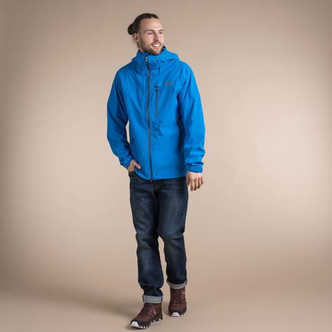 Makalu Jacket Kongde Blue