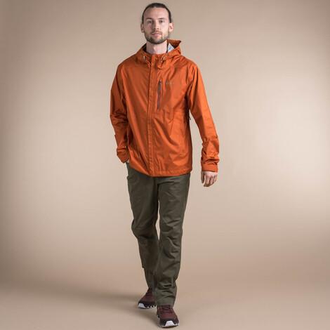 Kunde 2.5-Layer Jacket Teej Orange