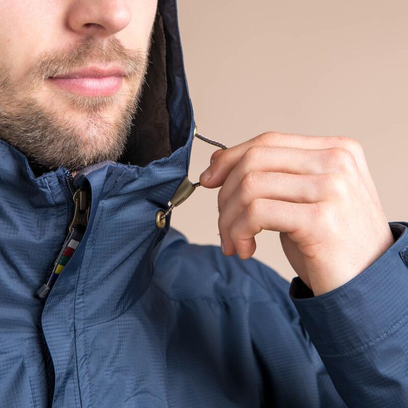 Kunde 2.5-Layer Jacket - Rathee Blue