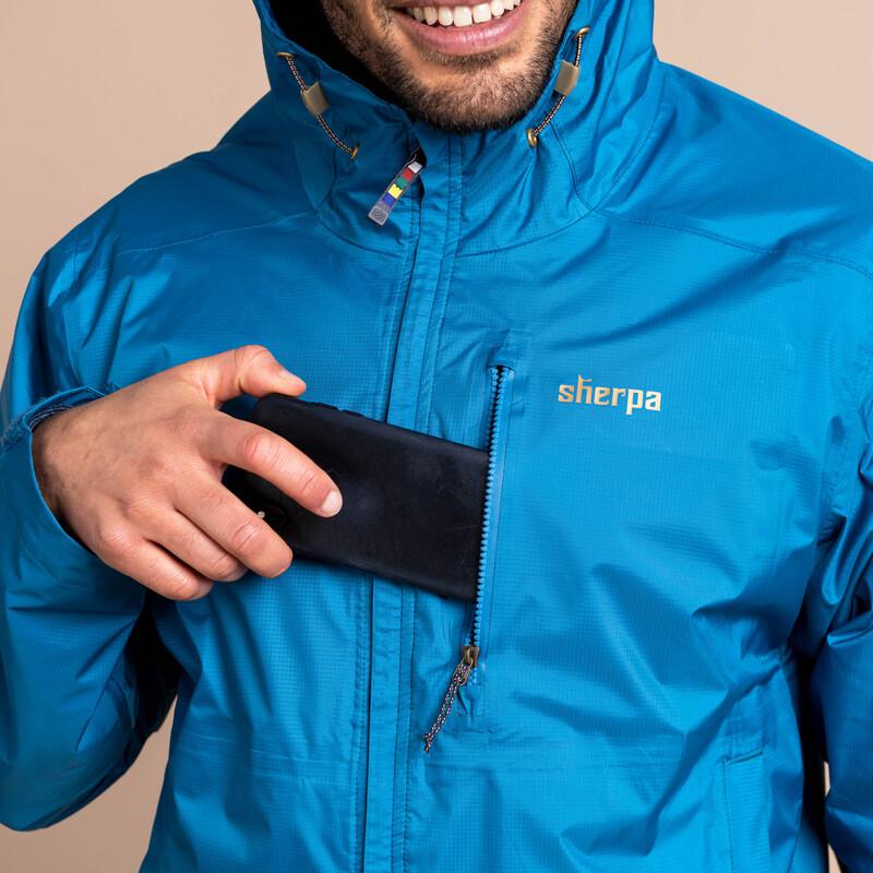 Kunde 2.5-Layer Jacket - Raja Blue