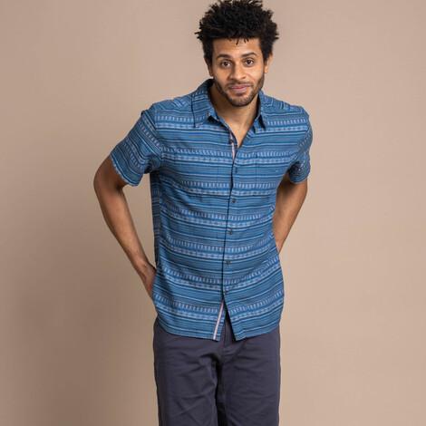 Bhaku Shirt Neelo Blue