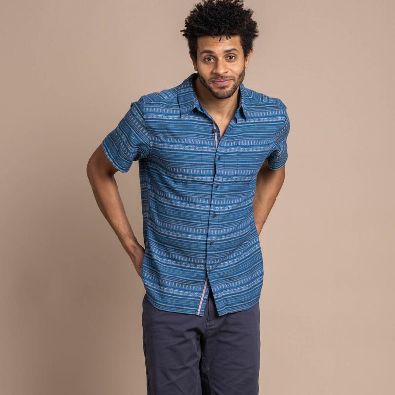 Bhaku Shirt - Neelo Blue
