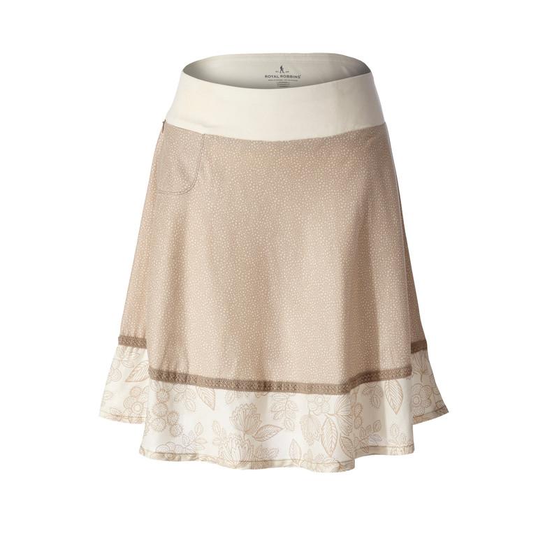 Cool Mesh Eco-Skirt Print