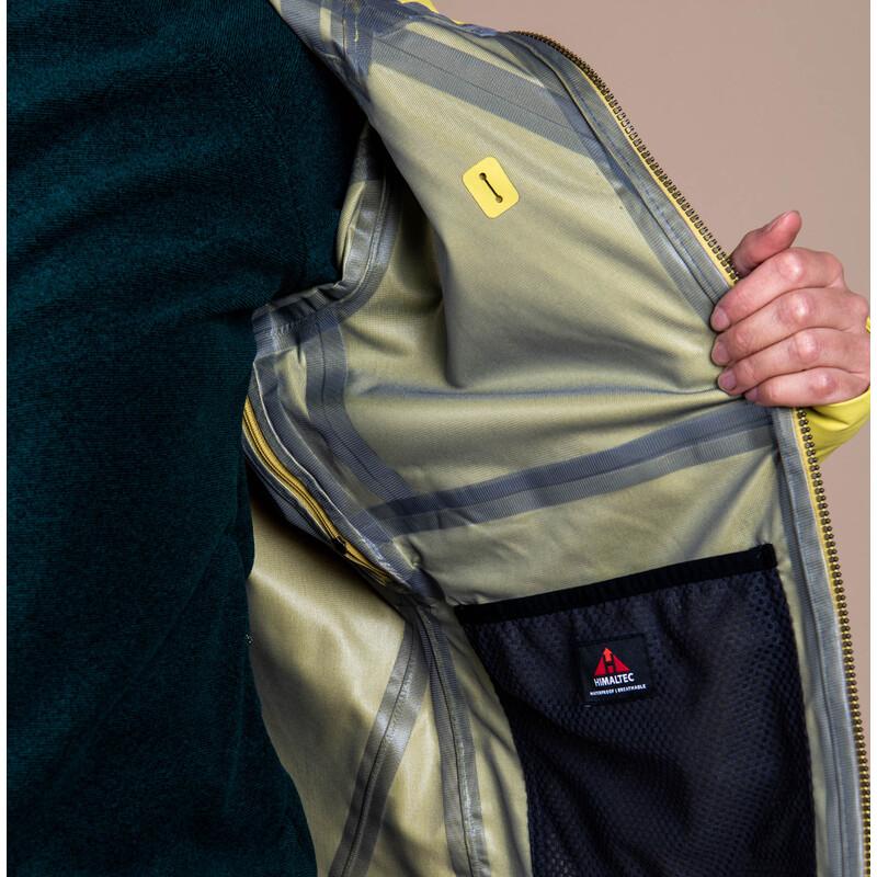Makalu Jacket - Chutney Yellow